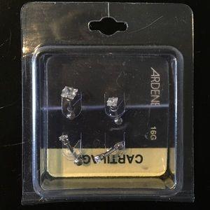🌸5/$25 New 4  studs